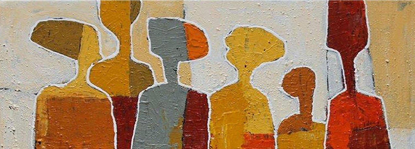 Ayoola Gbolahan, Oil on Canvas 2012
